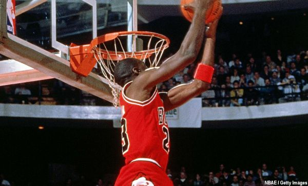 "Mix du jour : Michael Jordan ""Uncrushable"" 
