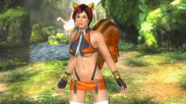 Dead or Alive 5 Last round : en mode Arc System Works