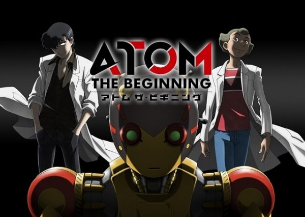 Atom the Beginning : Astro boy revient sur Wakanim