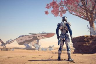 Mass Effect Andromeda a l'air de plaire aux trolls