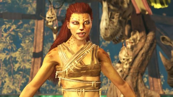 Injustice 2 : Cheetah sort les griffes