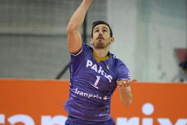 Volley - Ligue A (H) - Paris doit reconstruire
