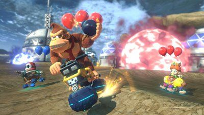 TEST - Mario Kart 8 Deluxe : que vaut cette version Nintendo Switch ?