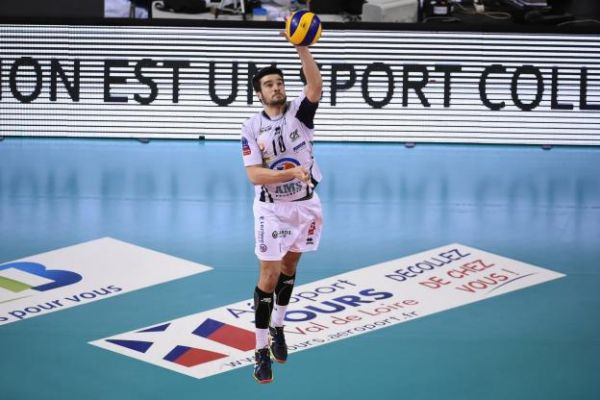 Volley - Ligue A (H) - Jaumel revient à Nice