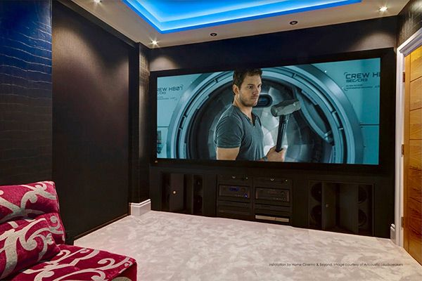 L'installation home cinema du mois chez Screen Excellence