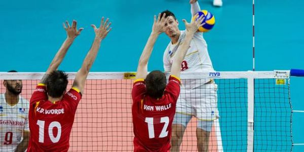 World League de Volley: la Belgique privée de Final Six suite à la victoire des Etats-Unis ...