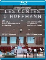 Les Contes d'Hoffmann (Teatro Real, 2014) Blu-ray