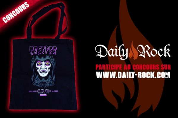Concours Creeper (tote bag)