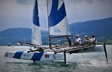 La flotte Easy to Fly au Bol d'Or Mirabaud