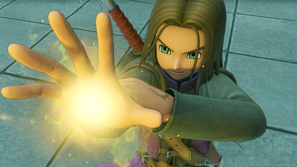 Dragon Quest XI - In Search of Departed Time : Les images HD de la version Playstation 4