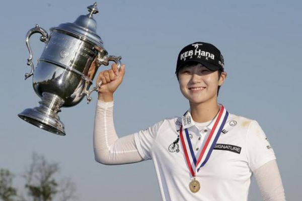 Golf - LPGA - Park Sung-hyun remporte l'US Open
