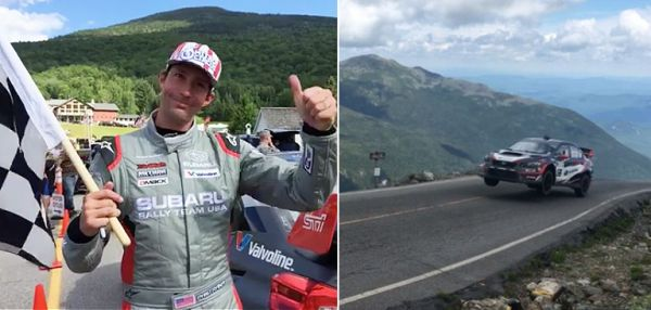 Travis Pastrana bat le record de vitesse sur la course du Mont Washington