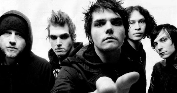 "My Chemical Romance : stream du titre rare ""Every Snowflake Is Different (Just Like You)"""