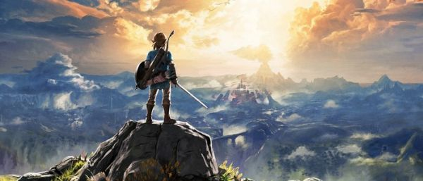 The Legend of Zelda : Breath of The Wild est le jeu le plus vendu en France durant les six premiers mois de 2017