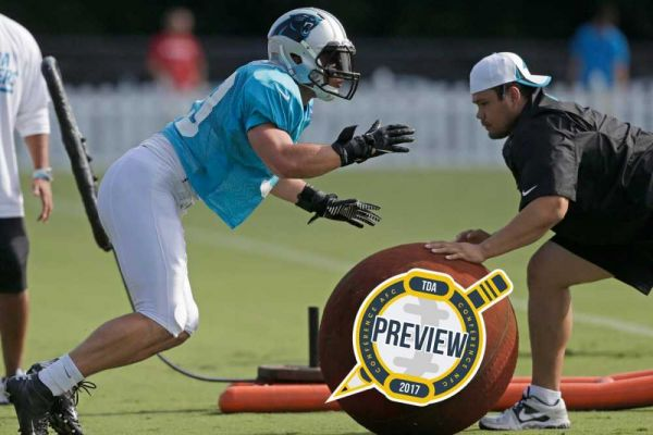 Preview NFL 2017 : Carolina Panthers