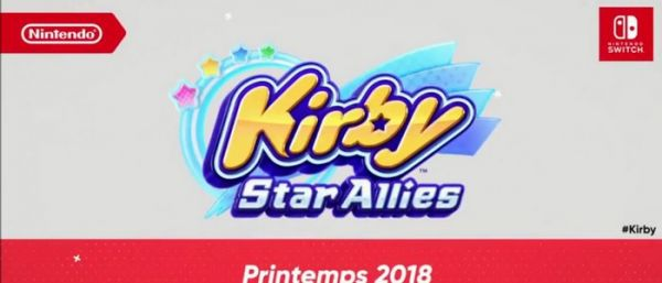 Kirby Switch devient Kirby Star Allies
