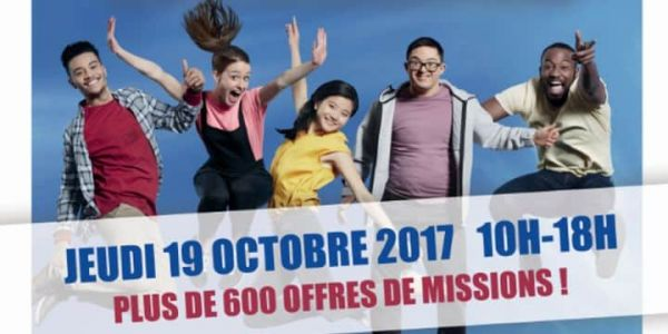 Forum Service civique: plus de 600 offres le 19 octobre à Paris !