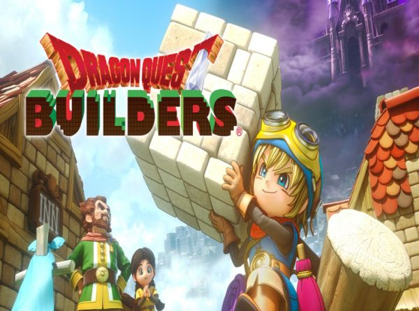 Dragon Quest Builders, + d'images…