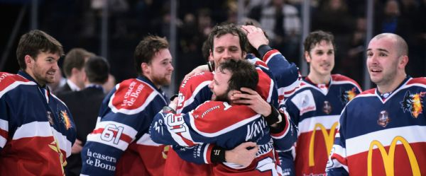 Hockey sur glace – Ligue Magnus (J34) : Grenoble et Rouen en play-offs