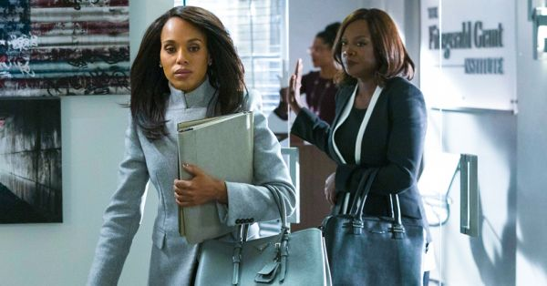 En images : la rencontre au sommet entre Scandal et How to Get Away with Murder