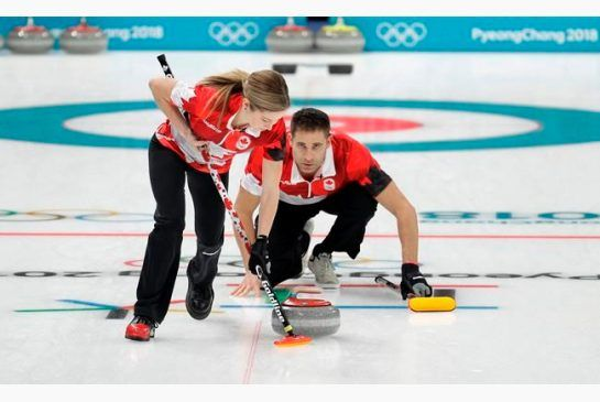 Les Canadiens sacrés en curling