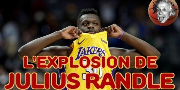 Film Room : Julius Randle redevient le monstre de Kentucky