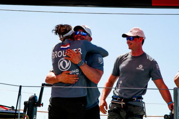 Volvo Ocean Race - Dongfeng de Charles Caudrelier remporte la New Zealand Herald In-Port Race !