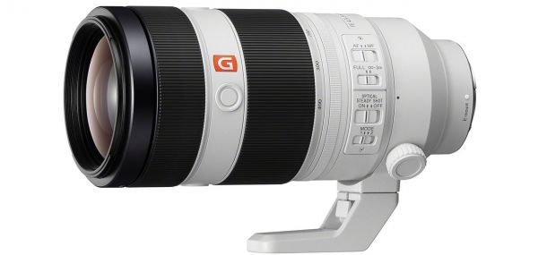 Sony G Master FE 100-400 mm f/4,5-5,6 GM OSS