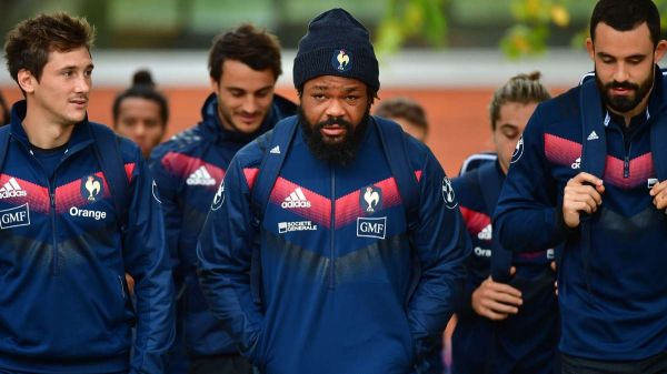 Rugby - XV de France : «Bastareaud et moi, on a du mal à jouer ensemble»