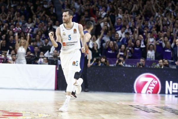 Basket - Euroligue (H) - Euroligue : Madrid domine Milan sans forcer