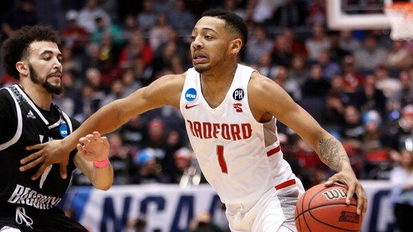 L'Université Radford au March Madness