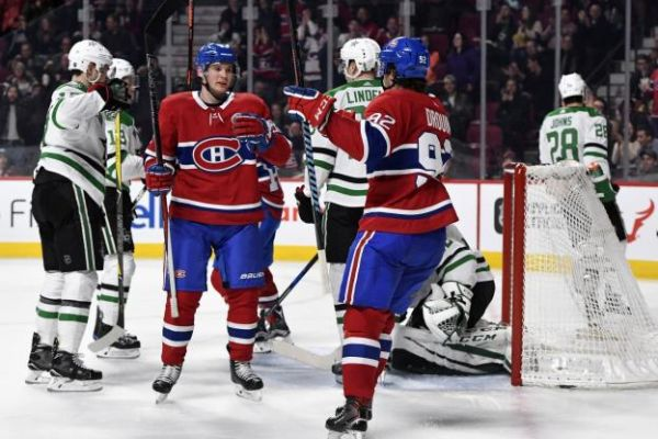 Hockey - NHL - Le Colorado Avalanche rit à Minnesota et les Dallas Stars grimacent à Montréal