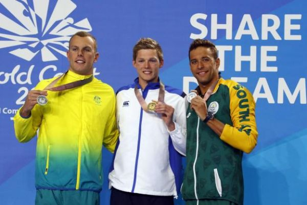 Natation - Commonwealth - Duncan Scott surprend sur 100m, Cate Campbell rafle le 50m papillon
