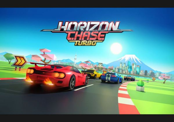 Horizon Chase Turbo prend date sur PS4 et Steam