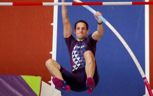 Diamond League-Shanghai: Lavillenie vainqueur