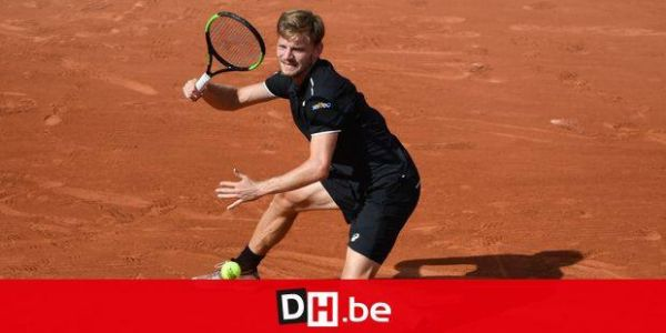 Roland-Garros: David Goffin face à l'Italien Cecchinato (DIRECT VERS 16H30)