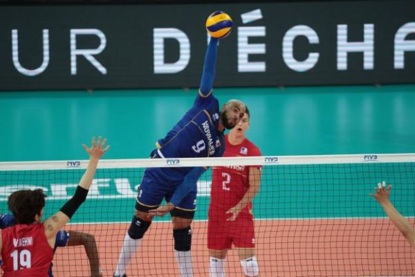 Volley - Ligue des Nations - Ligue des Nations : France - Serbie en direct