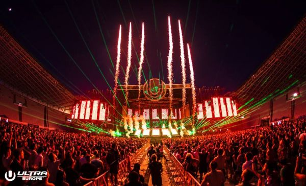 [News]  Les sets de l'@UltraEurope 2018:
