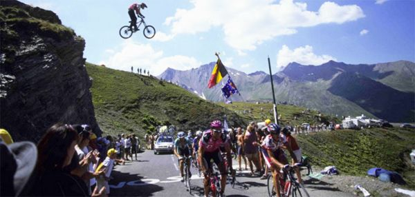 Top 5 des meilleurs moments de rideur pendant le Tour de France