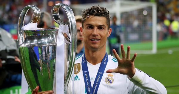 Soccer: Cristiano Ronaldo quitte le Real Madrid pour la Juventus Turin