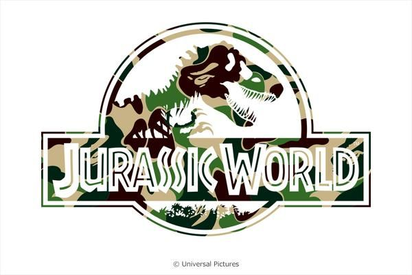Bape x Jurassic World : la collaboration qu'on n'attendait pas en images ! [Photos]