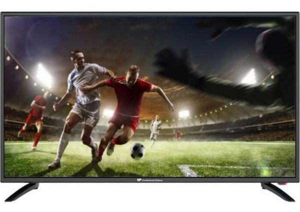 Cdiscount : TV Full HD 100 cm Continental Edison à 199,99 €