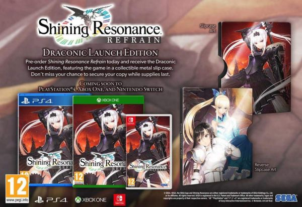 Shining Resonance Refrain : le retour d'un mythe