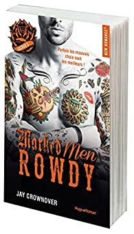 Marked Men, tome 5 : Rowdy par Jay Crownover