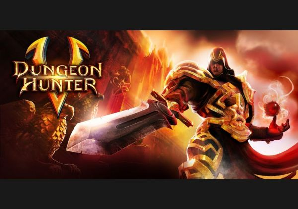Au Japon, Gameloft porte Dungeon Hunter 5 sur PS4 et PS Vita
