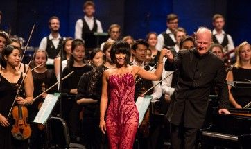 À Verbier, le bouquet final de Gianandrea Noseda et Yuja Wang
