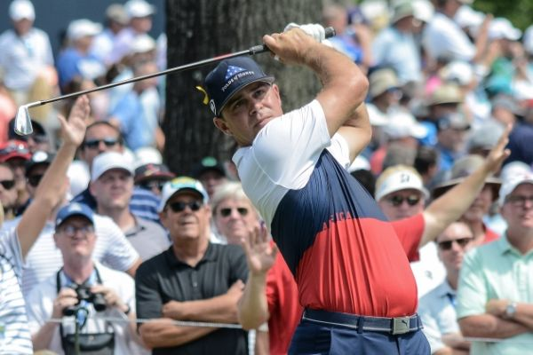 PGA Championship : Gary Woodland seul aux commandes