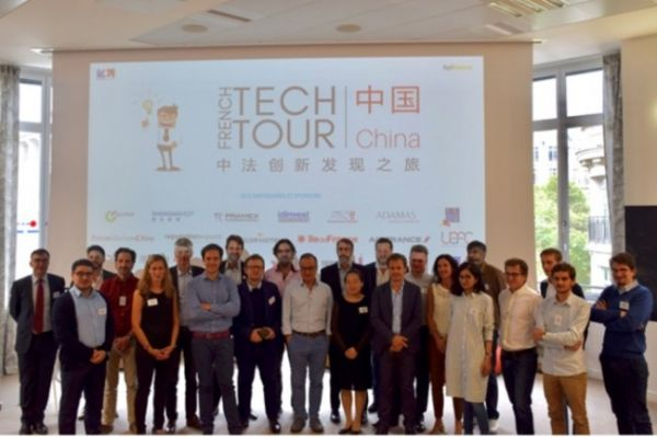 Bpifrance recherche les start-ups de son French Tech Tour China 2018