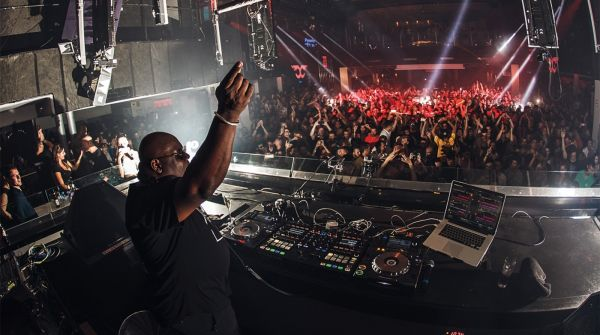 [News]  Le set de @carl_cox lors du closing de @ResistanceMusic au @privilege_ibiza: