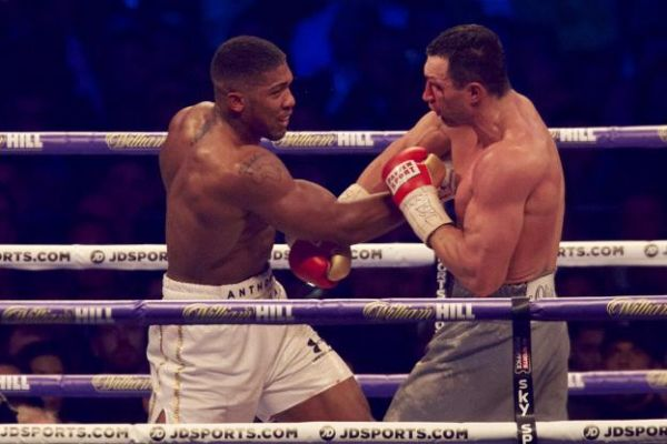 Boxe - Anthony Joshua: «J'essayais de survivre»